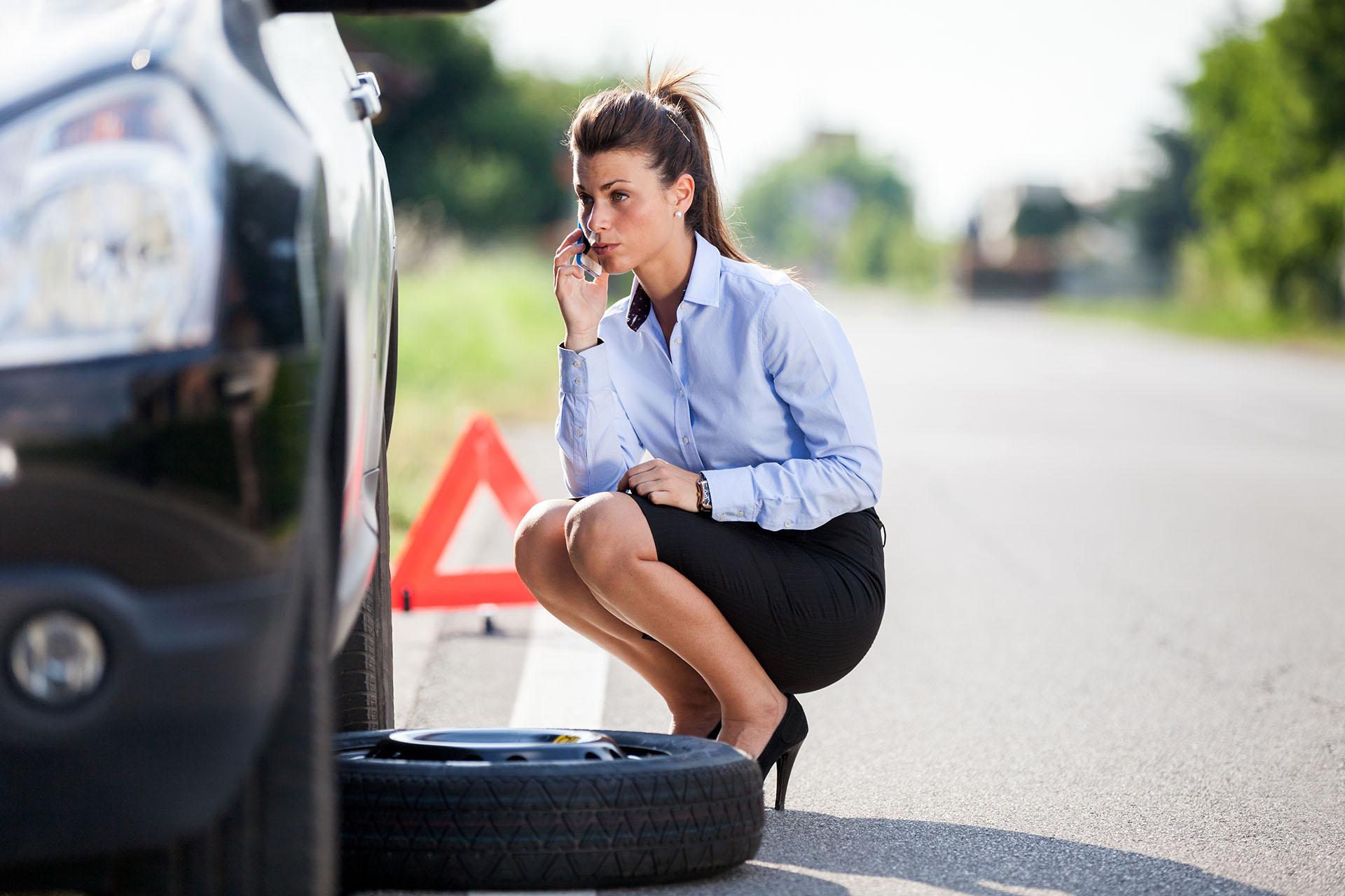 Road assistance, Courtesy cars, Pomoc drogowa, Auto zastępcze